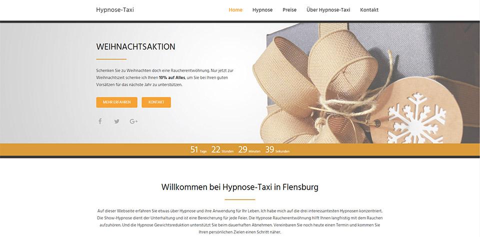 Hypnose-Taxi Screenshot 1