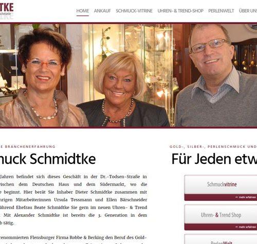 Schmuck Schmidtke Screenshot 1