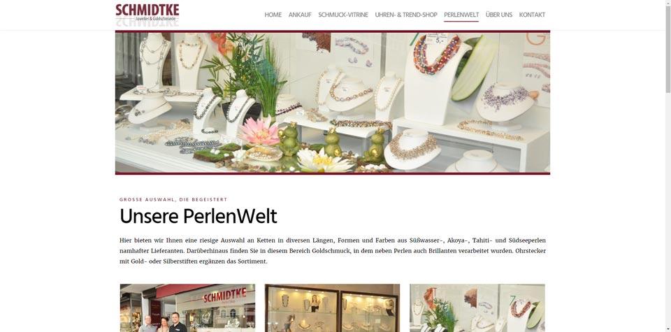 Schmuck Schmidtke Screenshot 3
