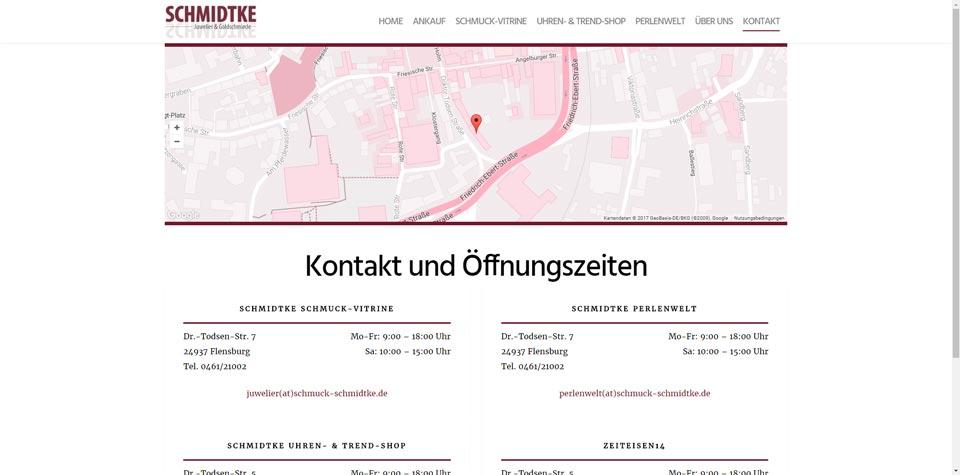 Schmuck Schmidtke Screenshot 6